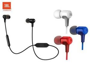 Picture of Original JBL Wireless Bluetooth Over Ear Headphones E25BT