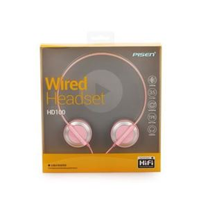 Picture of Original Pisen Wired Headset HD100