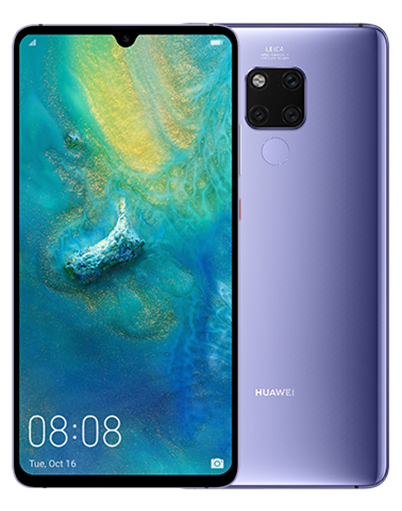 Picture of Huawei Mate 20 x [6GB RAM + 128GB ROM] Original Malaysia Set