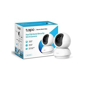 Picture of TP-Link Pan/Tilt Home Security Wi-Fi Camera Tapo C200 1080 HD ( Support MicroSD Card (up to 128 GB)