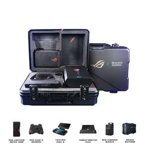 Picture of Asus ROG Phone 3 Gaming Suitcase Set [16GB RAM + 512GB ROM] Tencent Edition