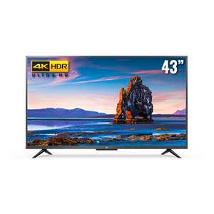 Picture of Xiaomi Mi TV 4S 43 Inch Smart Android Television [4K Ultra HD Display | Xiaomi TV | Global Version(English) | Google Service | Google Play | Google Assistant | Youtube] 1 Year Warranty