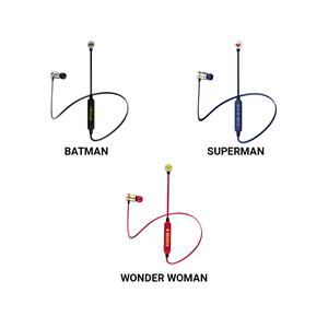 Picture of A&S Wireless Bluetooth In Ear Earphone (Batman / Superman / Wonder Woman)