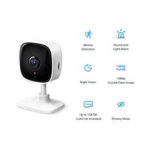 Picture of TP-Link Tapo C100 1080P Full HD Home Security Wi-Fi Camera