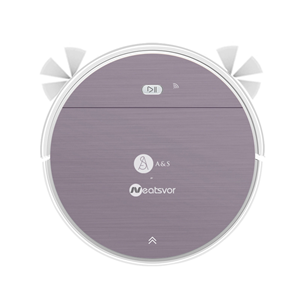 Picture of A&S by Neatsvor V390 Robotic Vacuum Cleaner with Vacuum Sweep & Mop Integration APP real-time map Intelligent Remote Control