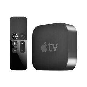 Picture of Apple TV 4K 32GB (4K HDR, Dolby Atmos Sound, Amazon Prime Video, Netflix, Youtube)