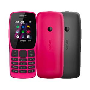 "Picture of Nokia 110 [1.77""   4MB RAM + 4MB ROM] - Original Nokia Malaysia"