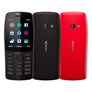 "Picture of Nokia 210 [2.4""   16MB RAM + 16MB ROM] - Original Nokia Malaysia"