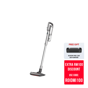 Picture of Roidmi X30 Pro Cordless Vacuum Cleaner [OLED smart color screen | ZiWei Sterilization System]