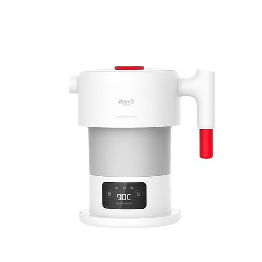 Picture of Deerma Folding Portable Electric Kettle DH206 [Smart Digital Touch Screen]