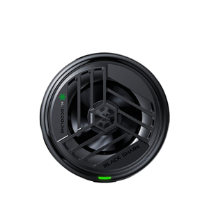 Picture of Black Shark Magnetic Cooler [73g Light-weight | Magnetic Attachment | Rapid Cooling]
