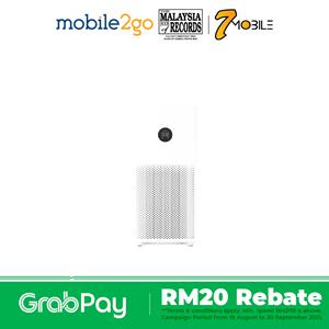 Picture of [Grab Campaign] Xiaomi Mi Air Purifier 3C