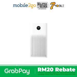 Picture of [Grab Campaign] Xiaomi Mi Air Purifier 3H