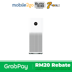 Picture of [Grab Campaign] Xiaomi Mi Air Purifier Pro H