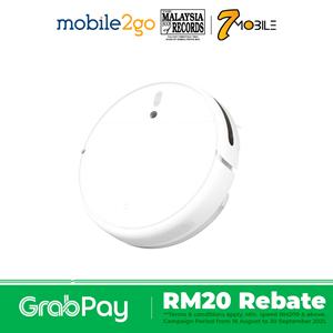 Picture of [Grab Campaign] Xiaomi Mi Smart Robot Vacuum Cleaner 1C