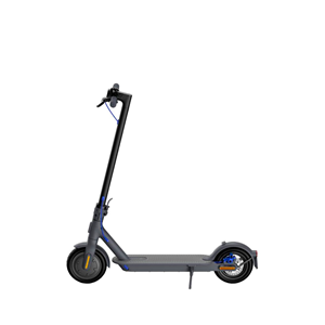 Picture of Mi Electric Scooter 3 [Travels Up To 30 km Distance | 25km/h | Maximum Power 600 W | New Rear Dual-Pad Disc Brake | 3-Step Folding | Aerospace Grade Aluminum Body]