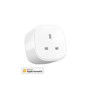 Picture of Meross Smart Wi-Fi Plug Classic Version [Support Apple HomeKit | Siri, Amazon Alexa, Echo, Google Assistant, Nest Hub and SmartThings | App Control | Timer | No Hub Needed | MSS210HK]