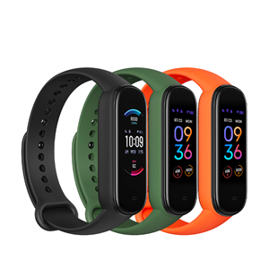 Picture of Amazfit Band 5 [Alexa Built-in | 15-Day Battery Life | Blood Oxygen | Sleep Monitoring | Woman's Health Tracking | Music Control]