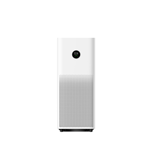 Picture of Xiaomi Mi Air Purifier 4 Pro [OLED Touch Screen | Negative Ion Air Outlet Home | Formaldehyde Removal | Low Noise Air Cleaner | APP Smart Control 100-240V]